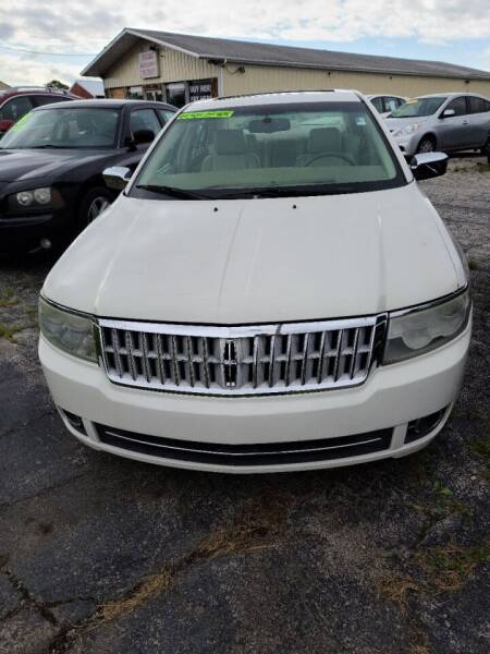 2008 Lincoln MKZ 4dr Sedan - South Chicago Heights IL