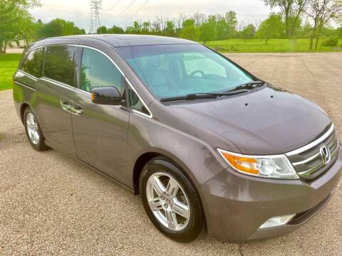 2011 Honda Odyssey for sale at CarZip in Indianapolis IN