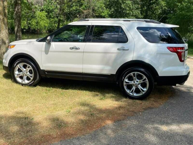 2012 Ford Explorer for sale at BROTHERS AUTO SALES in Hampton IA
