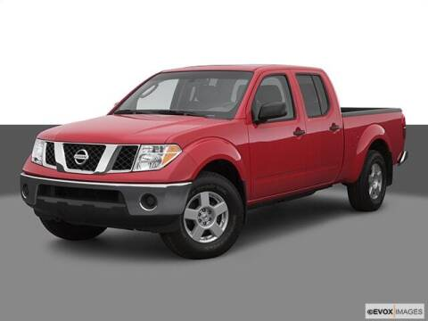 2007 Nissan Frontier for sale at SULLIVAN MOTOR COMPANY INC. in Mesa AZ