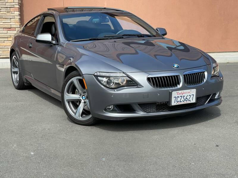 2010 BMW 6 Series for sale in San Ramon, CA