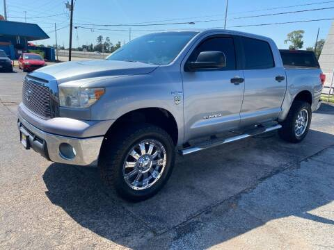 2011 Toyota Tundra for sale at Bay Motors in Tomball TX