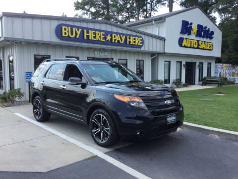 2013 Ford Explorer for sale at Bi Rite Auto Sales in Seaford DE