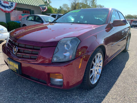 2006 Cadillac CTS for sale at 51 Auto Sales Ltd in Portage WI