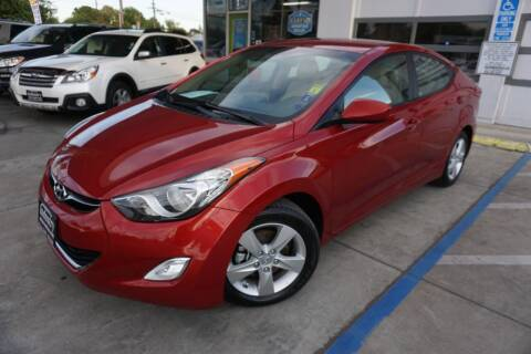 2013 Hyundai Elantra for sale at Industry Motors in Sacramento CA