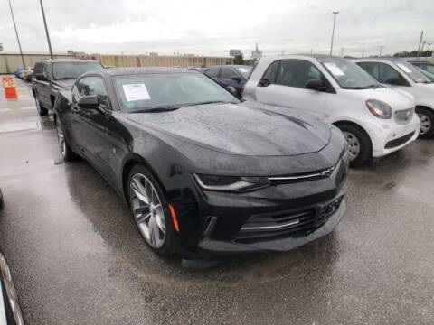 2017 Chevrolet Camaro for sale at Allen Turner Hyundai in Pensacola FL