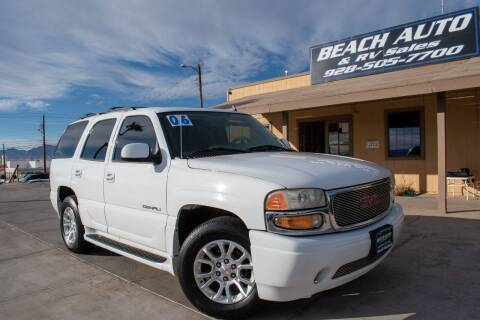 2006 GMC Yukon for sale at Beach Auto and RV Sales in Lake Havasu City AZ