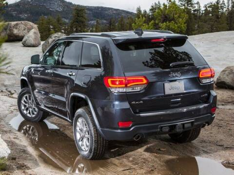 2017 Jeep Grand Cherokee for sale at Legend Motors of Detroit - Legend Motors of Waterford in Waterford MI