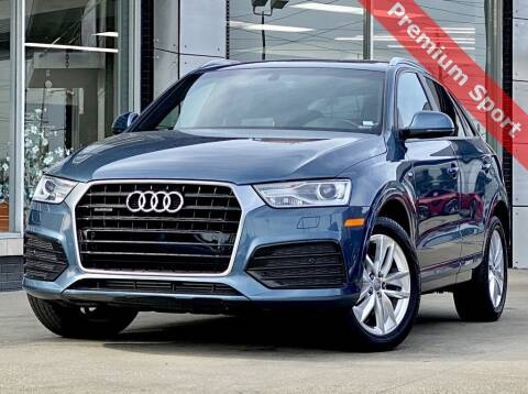 2018 Audi Q3 for sale at Carmel Motors in Indianapolis IN