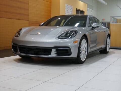 2020 Porsche Panamera for sale at Porsche North Olmsted in North Olmsted OH