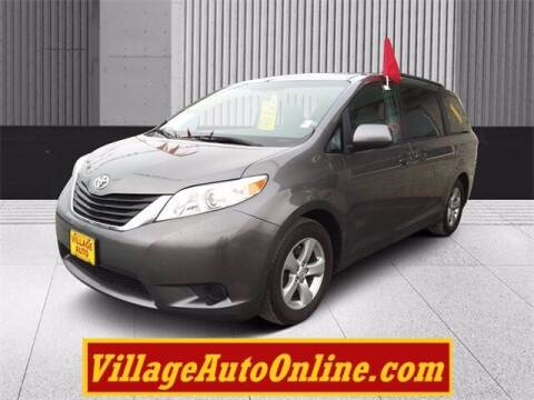2011 Toyota Sienna for sale at Village Auto in Green Bay WI