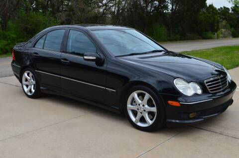 2007 Mercedes-Benz C-Class for sale at Coleman Auto Group in Austin TX