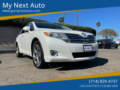 2009 Toyota Venza for sale at My Next Auto in Anaheim CA