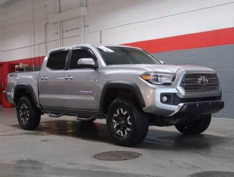 2016 Toyota Tacoma for sale at CU Carfinders in Norcross GA