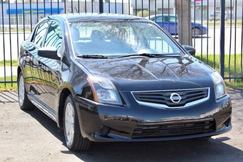 2011 Nissan Sentra for sale at Avanesyan Motors in Orem UT