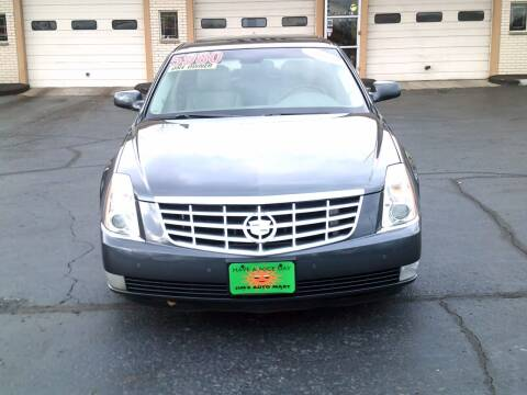 2009 Cadillac DTS for sale at JIMS AUTO MART INC in Milwaukee WI