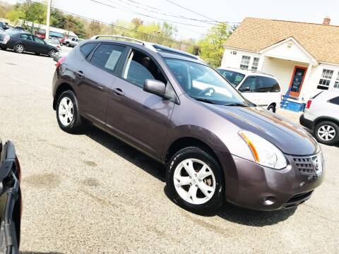 2008 Nissan Rogue for sale at New Wave Auto of Vineland in Vineland NJ