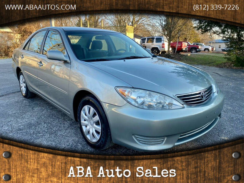 2006 Toyota Camry for sale at ABA Auto Sales in Bloomington IN