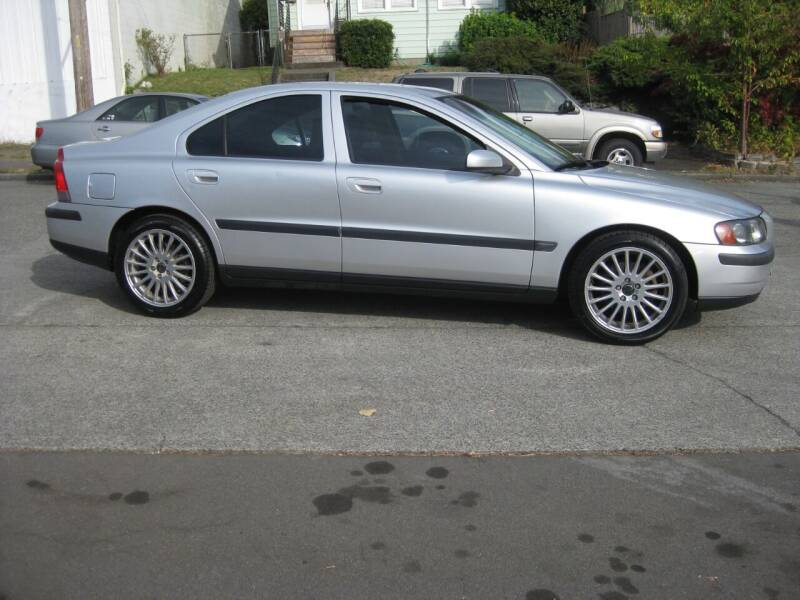 2004 Volvo S60 for sale at UNIVERSITY MOTORSPORTS in Seattle WA