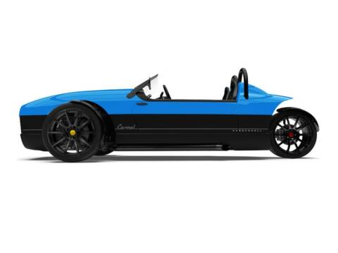 2022 Vanderhall Carmel Blackjack for sale at Southeast Sales Powersports in Milwaukee WI