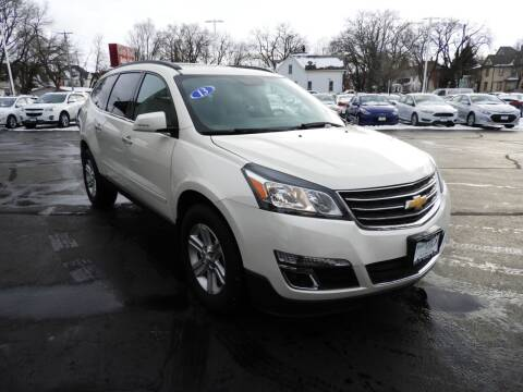 2013 Chevrolet Traverse for sale at Grant Park Auto Sales in Rockford IL