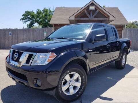 2012 Nissan Frontier for sale at Farha Used Cars in Wichita KS