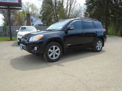 2011 Toyota RAV4 for sale at Michigan Auto Sales in Kalamazoo MI