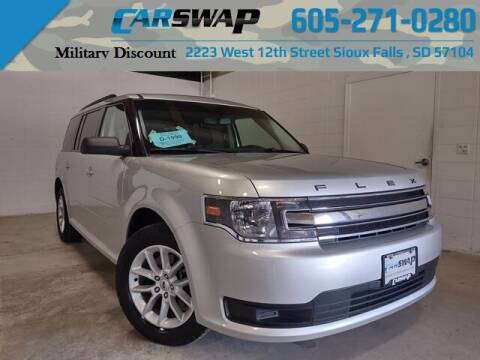 2018 Ford Flex for sale at CarSwap in Sioux Falls SD