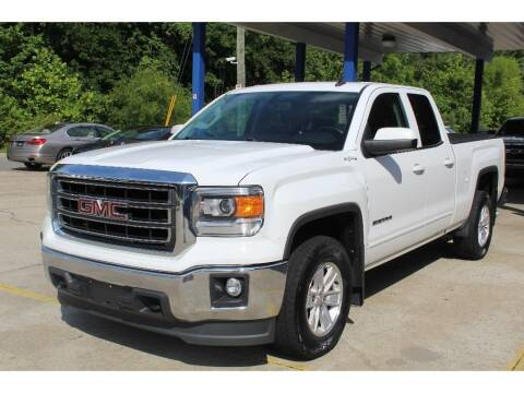 2014 GMC Sierra 1500 for sale at Inline Auto Sales in Fuquay Varina NC