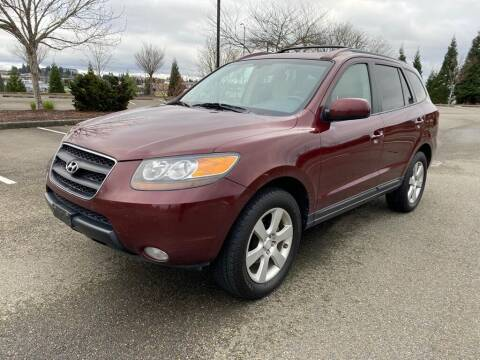 2007 Hyundai Santa Fe for sale at Q Motors in Tacoma WA