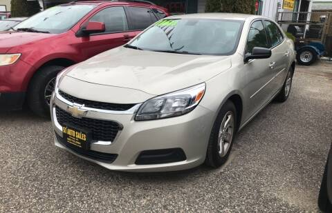 2016 Chevrolet Malibu Limited for sale at 51 Auto Sales Ltd in Portage WI
