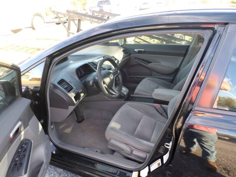 2010 Honda Civic LX 4dr Sedan 5A - Bentonville AR