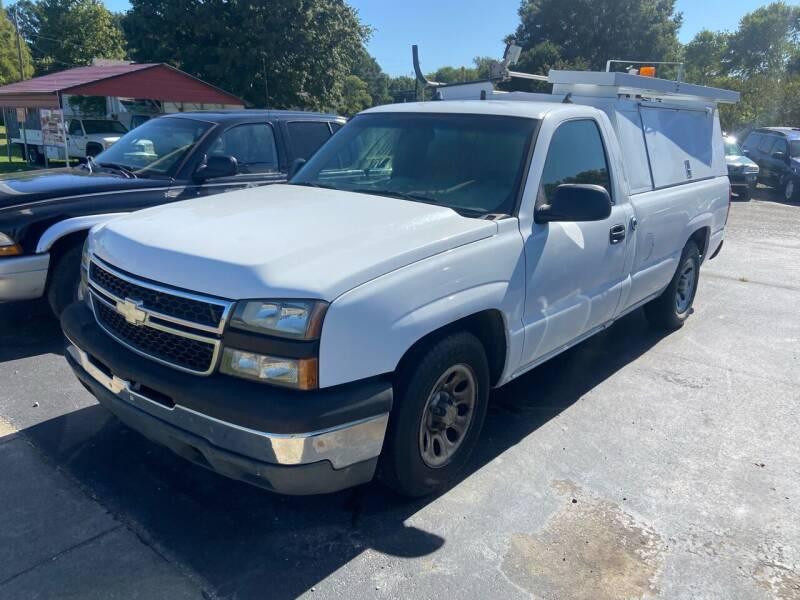 2007 Chevrolet Silverado 1500 Classic for sale at Sartins Auto Sales in Dyersburg TN