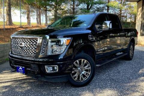 2016 Nissan Titan XD for sale at TRUST AUTO in Sykesville MD