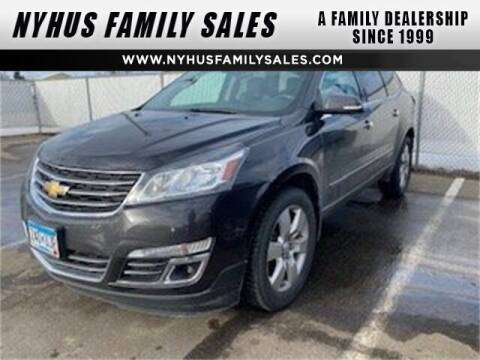 2015 Chevrolet Traverse for sale at Nyhus Family Sales in Perham MN