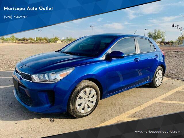 2018 Kia Rio 5-Door for sale at Maricopa Auto Outlet in Maricopa AZ