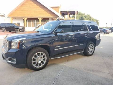 2017 GMC Yukon for sale at Jerry's Buick GMC in Weatherford TX