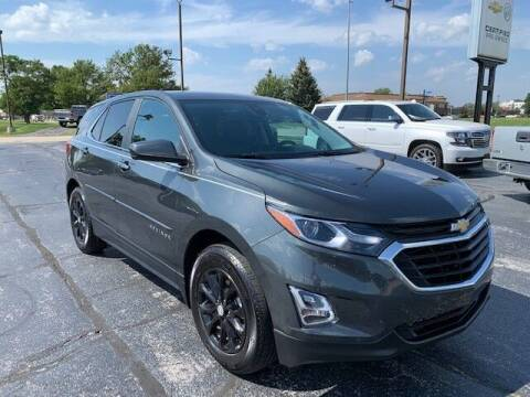 2021 Chevrolet Equinox for sale at Dunn Chevrolet in Oregon OH