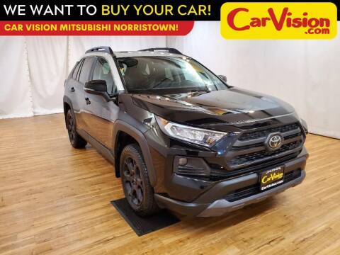 2020 Toyota RAV4 for sale at Car Vision Mitsubishi Norristown in Trooper PA