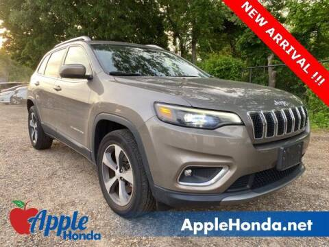 2019 Jeep Cherokee for sale at APPLE HONDA in Riverhead NY