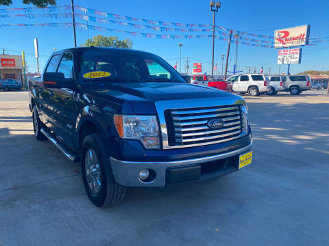 2012 Ford F-150 for sale at Russell Smith Auto in Fort Worth TX