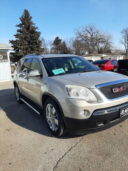 2010 GMC Acadia for sale at JR Auto in Brookings SD