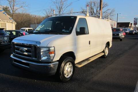 2011 Ford E-Series Cargo for sale at K & R Auto Sales,Inc in Quakertown PA