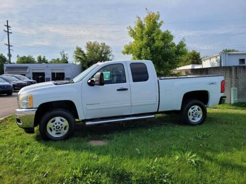 2011 Chevrolet Silverado 2500HD for sale at Finish Line Auto Sales Inc. in Lapeer MI