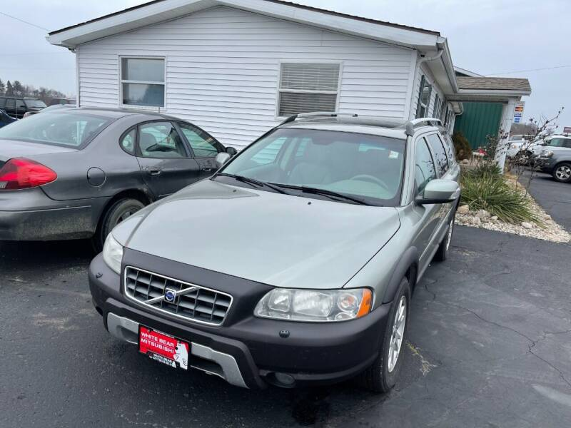2007 Volvo XC70 for sale at Pine Auto Sales in Paw Paw MI