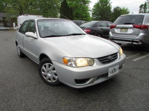 2001 Toyota Corolla for sale at K & S Motors Corp in Linden NJ