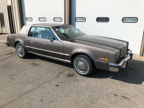 1984 Oldsmobile Toronado for sale at Certified Auto Exchange in Indianapolis IN