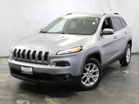 2014 Jeep Cherokee for sale at United Auto Exchange in Addison IL