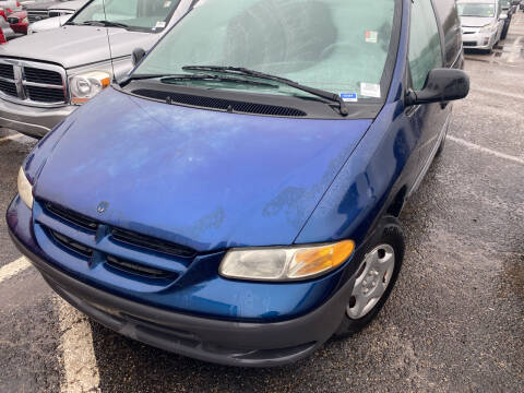 2000 Dodge Caravan for sale at Nash's Auto Sales Used Car Dealer in Milton FL