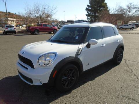 2012 MINI Cooper Countryman for sale at Team D Auto Sales in St George UT